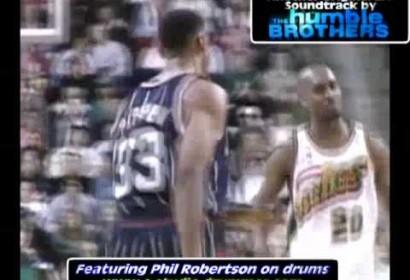 Electronic Arts NBA Live 2000 Intro