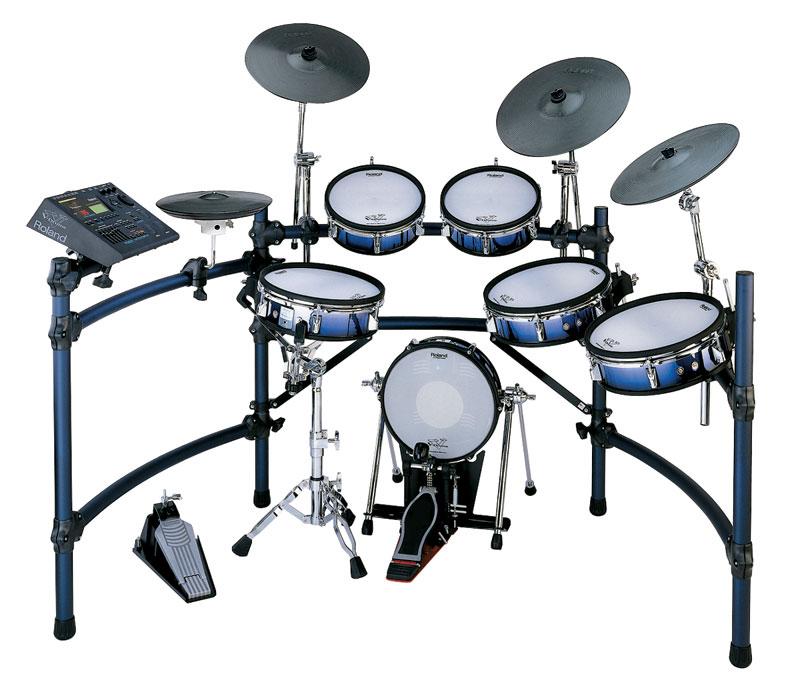 Custom Midi Drums | E-Studio-Drummer com | The Original